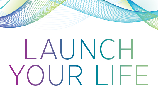 launch your life logo