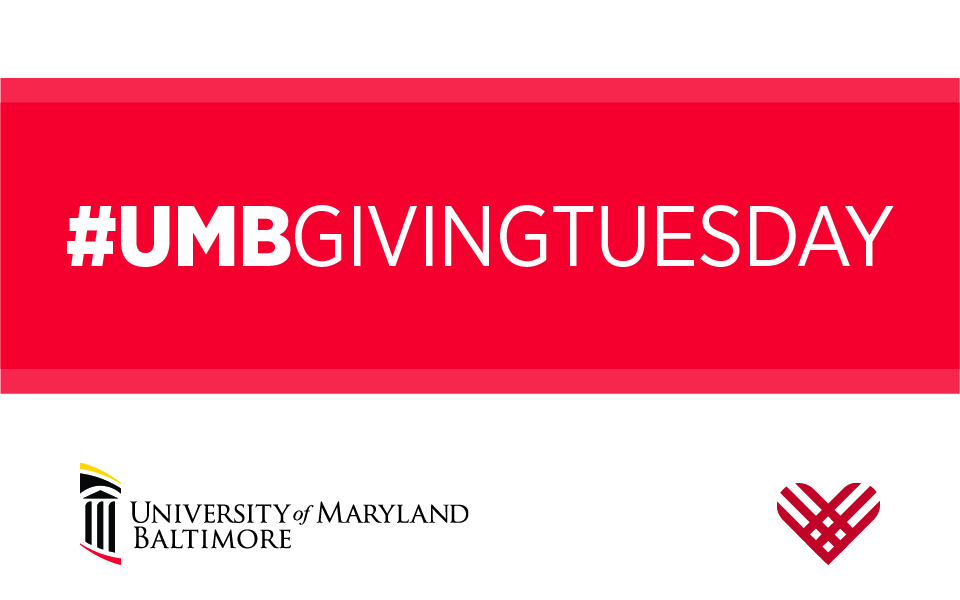 Graphic for UMB Giving Tuesday