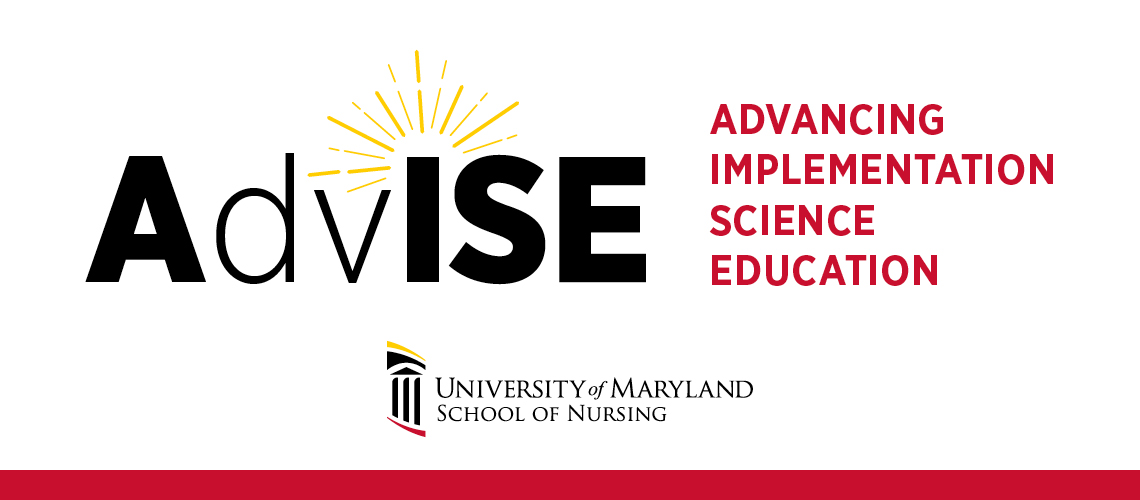 AdvISE: Advancing Implementation Science Education