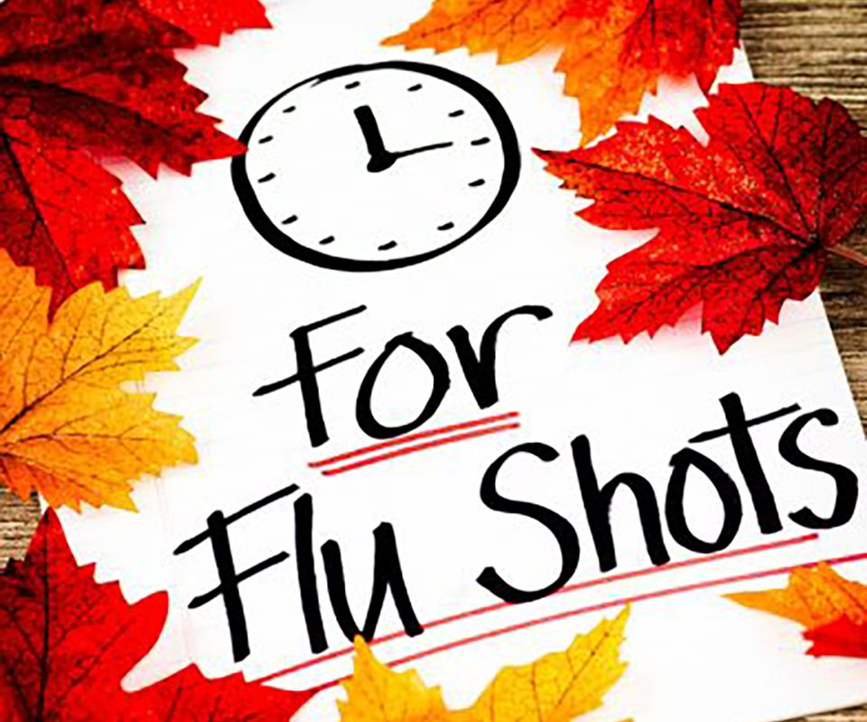 time for flu shots