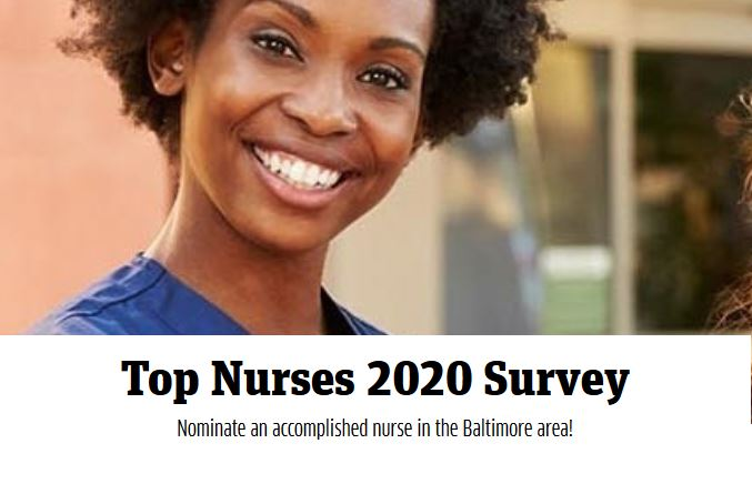 Top Nurses 2020 Survey