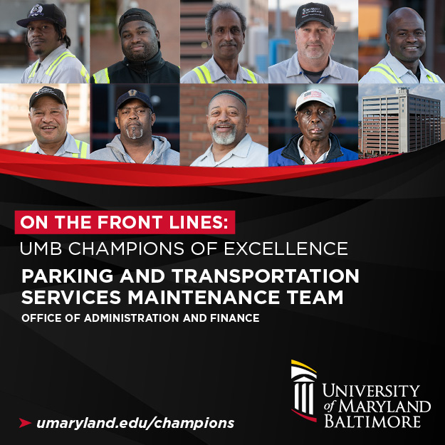 Parking and Transportation Services Maintenance Team