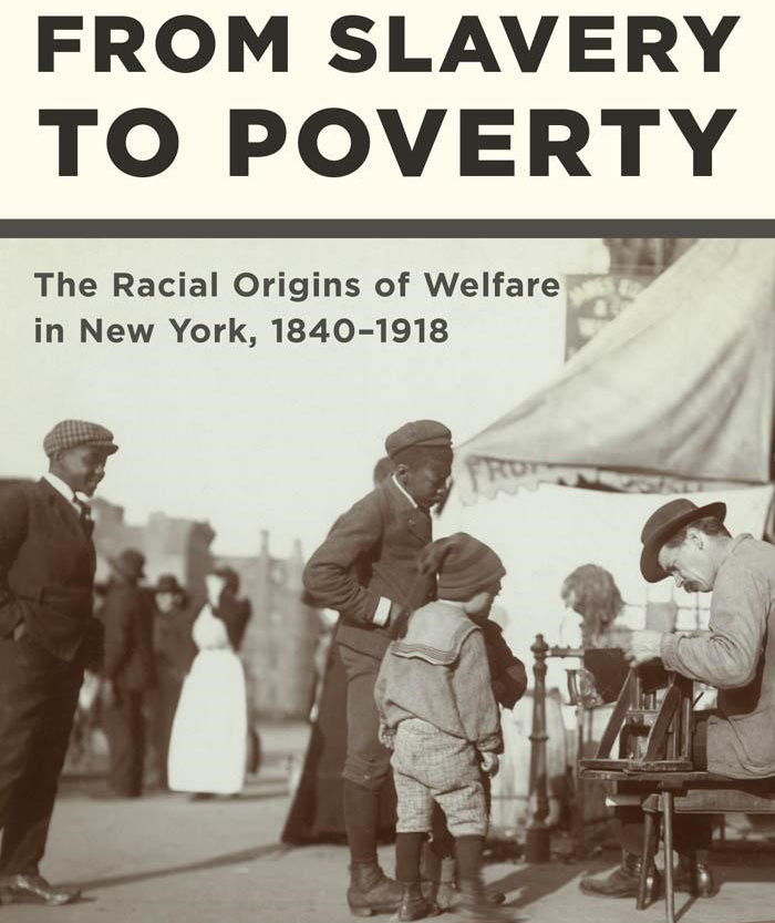 Book cover: From Slavery to Poverty